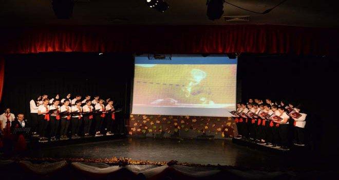 10 Kasım Oratoryosu, katılımcılara duygu dolu anlar yaşattı