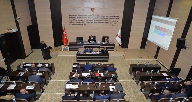 2020 Yılının İlk Koordinasyon Kurulu Toplantısı Yapıldı