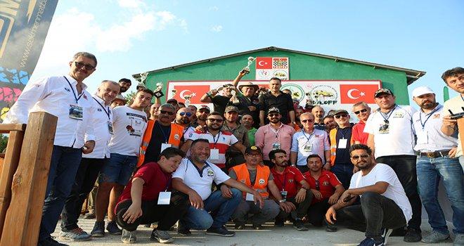 4.ayağı Bolu'da verilen 2019 Türkiye Trial Şampiyonası sona erdi
