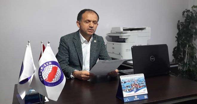 Ahmet Koçak; 'Buna seyirci olmamız da kayıtsız kalmamız da beklenmesin!'