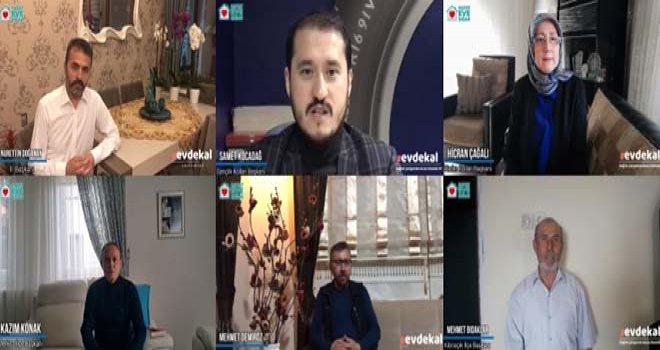 AK Partili başkanlardan 'Evinde kal Bolu' klibi