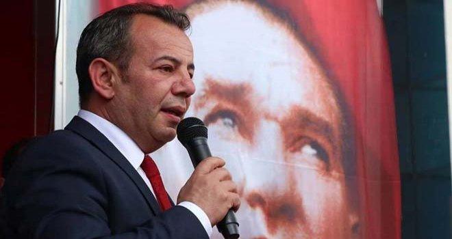 Başkan Özcan; ' Türkiye, bir Suriye iç savaşı ile karşı karşıya kalırsa ne olacak?'