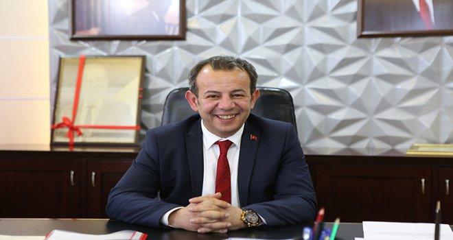 Başkan Özcan; 'Emekçilerimizin 1 Mayıs Emek ve Dayanışma Günü'nü kutluyorum'