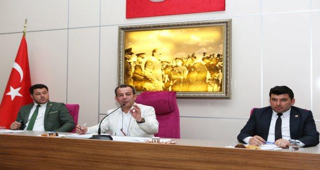 Başkan Özcan Suriyeliler konusunda son noktayı koydu