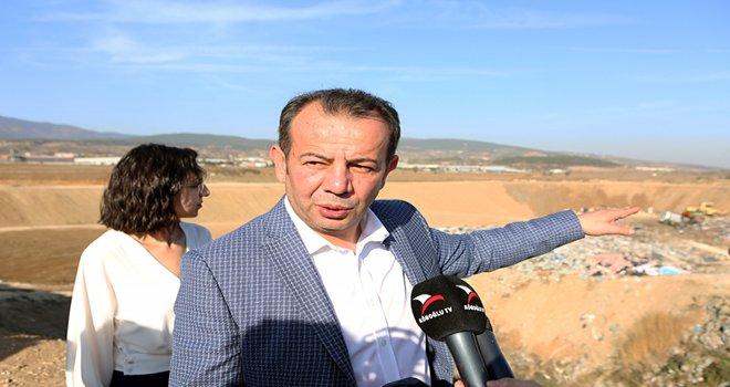 Başkan Özcan; 'Tüneli yaptık tamamladık diyenler, bunu duysun'