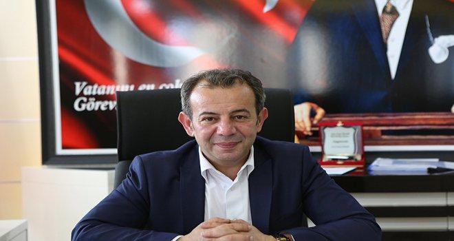 """Başkan Özcan'dan 10 Ocak mesajı: """"Bağımsız, tarafsız ve özgür basın, aydınlık Türkiye'ye ulaşmanın olmazsa olmazlarındandır"""""""