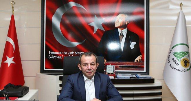 """Başkan Özcan'dan 17 Ağustos Marmara Depremi yıl dönümü mesajı: """"Yaşanan acıdan ders çıkarmamız gerekmektedir"""""""