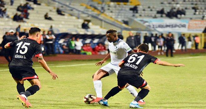BB Erzurumspor: 1 - Boluspor: 0