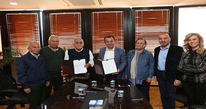 Bolu Belediyesi'ne anlamlı bağış