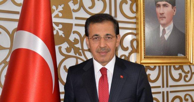 Bolu Valisi Ahmet Ümit'in  2019-2020 Eğitim Öğretim Yılı Mesajı