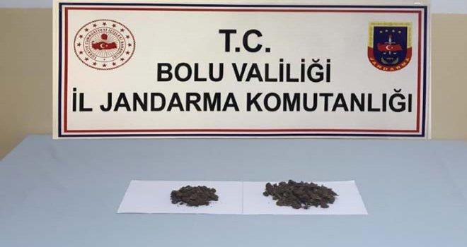 Bolu'da uyuşturucu operasyonu: 3 gözaltı…..