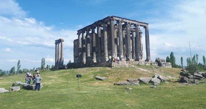 Boluluların yeni gözdesi Aizonai Antik Kenti