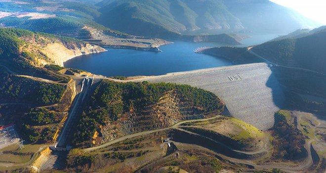 Bolu'ya son 17 yılda 20 milyon metreküp içe suyu sağlandı
