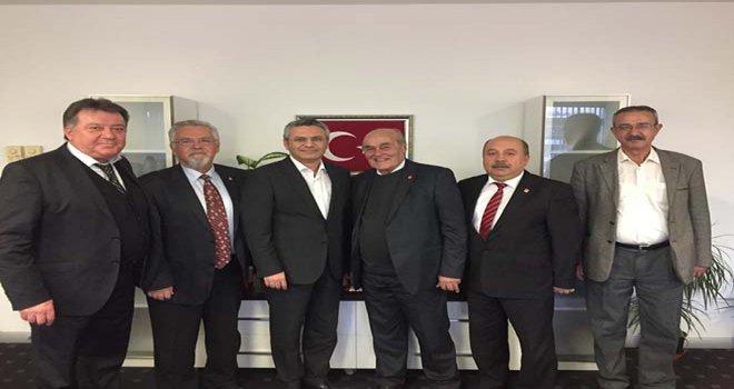 CHP genel merkezi 'Karsu' dedi