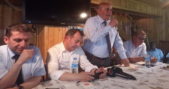 CHP'nin bayramlaşma töreninde önemli mesajlar verildi…