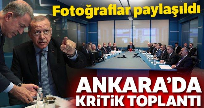 Cumhurbaşkanı Erdoğan; 'Terör koridorunu yerle bir edeceğiz, barış koridoru inşa edeceğiz'
