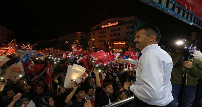 Doğanay; 'Bizim Yeni Türkiye özlemimiz Atatürk'ün kastettiği 23 Nisan 1920 Türkiye'sidir'
