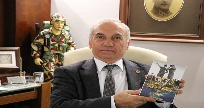 Emekli asker Yamaner, Kıbrıs'ın eğitim müfredatına alınmasını istiyor