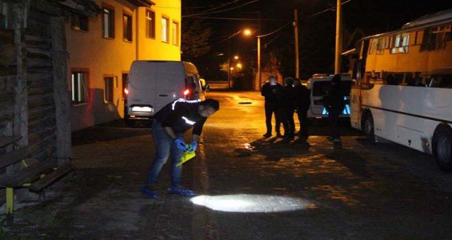 Evinin önünde baygın bulunan yabancı uyruklu kadın hastanede yaşamını yitirdi