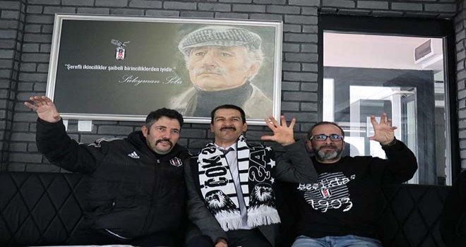 Fanatik Beşiktaşlı İsmail, 17 yıldır takımının maç sonuçlarını not tutuyor