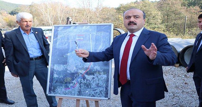 Fatih Metin; 'Belediye üzerine düşenleri yaparsa tüneli 3 ay içinde bitiririz'