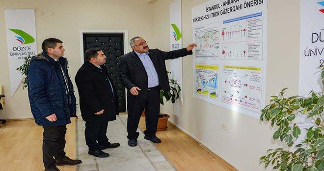 İYİ Parti Yüksek Hızlı Tren projesinin peşini bırakmıyor