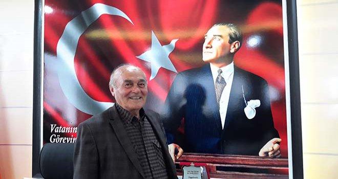 Karsu, Atatürk'ün Bolu'ya gelişinin 85'inci yıldönümünü kutladı