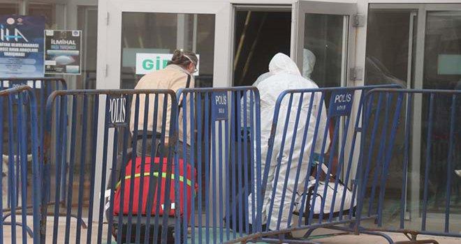 Kazakistan ve Çin'den gelen 132 kişi Bolu'da karantinaya alındı