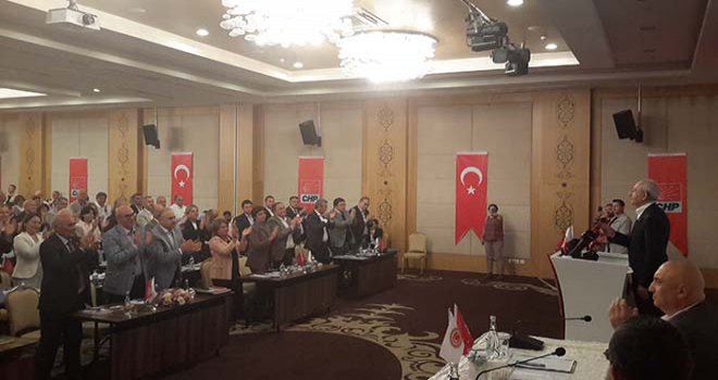 Kılıçdaroğlu; 'dokunulmazlığımı kaldırmak istiyorlar; kaldırmazsanız namertsiniz'