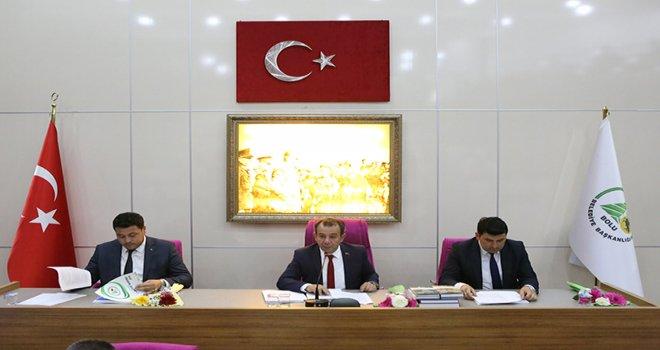 Meclis, tüm Türkiye'ye örnek olacak bir karara imza attı