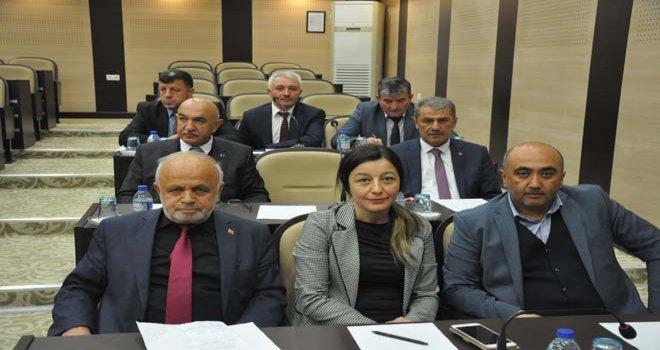 Mecliste Birlik üyeleri belirlendi....