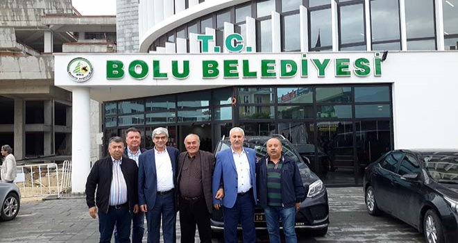 Mehmet Gökdağ  'Tanju bey Bolu'da büyük bir başarı hikayesinin altına imza attı'