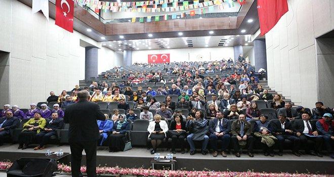 Necip Fazıl Kültür Merkezi Bolu halkının hizmetine açıldı