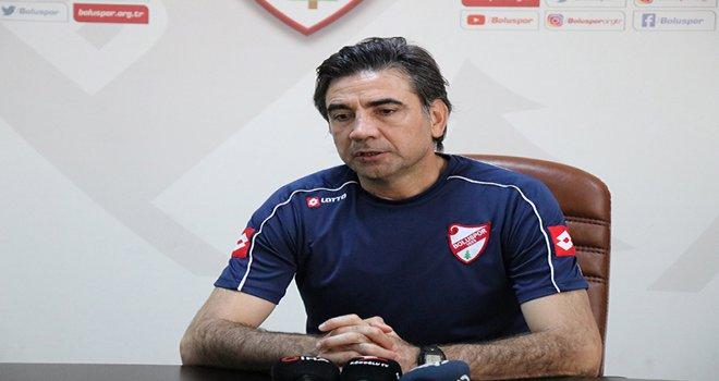 Osman Özköylü: 'Rakibe ilk mağlubiyetini aldırmak için mücadele edeceğiz'