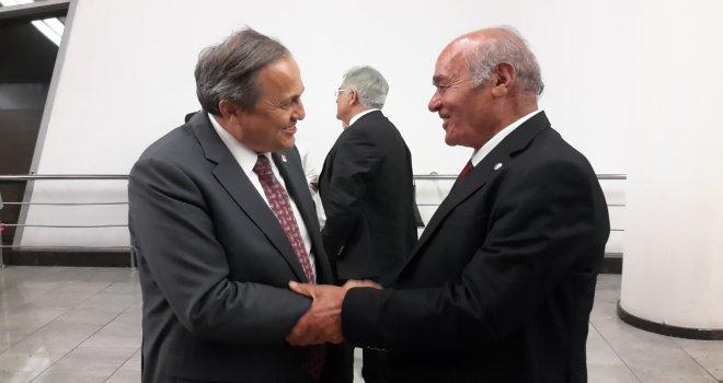 Seyit Torun, Karsu'ya 'Başkanların başkanı' diye hitap etti