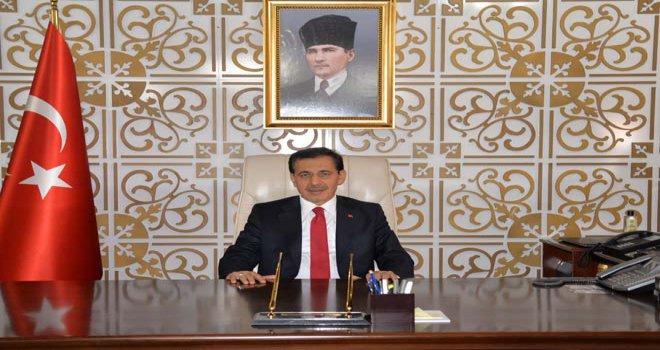 Vali Ahmet Ümit'in 10 Kasım Mesajı